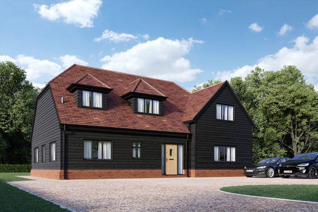 Thumbnail Detached house for sale in Penwynne Farm, Dibden Hill, Chalfont St Giles, Buckinghamshire