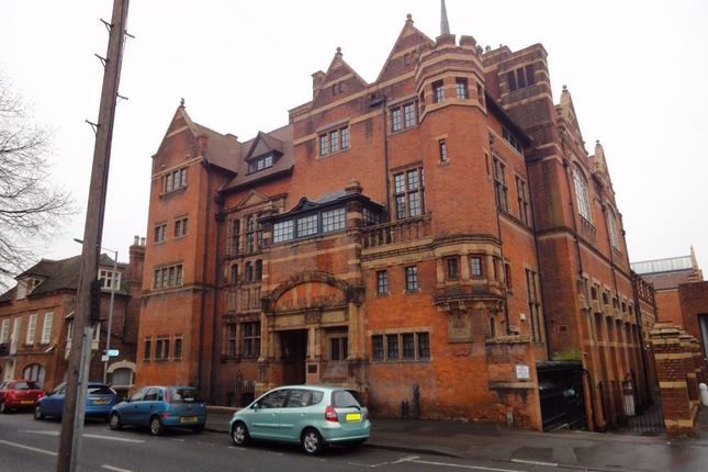 Thumbnail Flat to rent in Victoria Institute, Sansome Walk, Worcester
