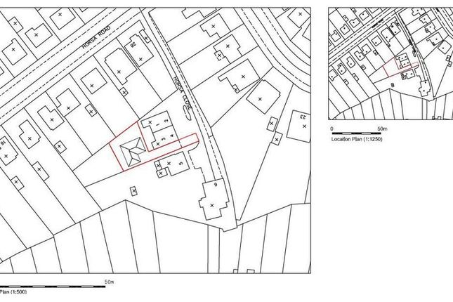 Thumbnail Land for sale in Horsa Close, Southbourne, Bournemouth
