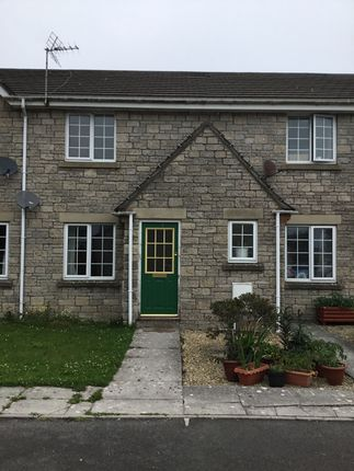 Thumbnail Terraced house to rent in Caer Worgan, Llantwit Major