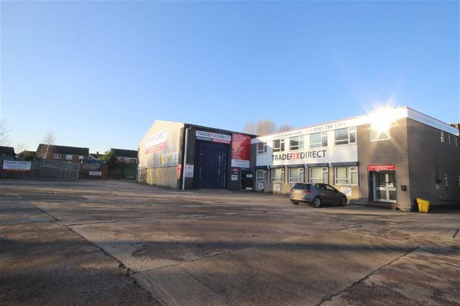 Thumbnail Property to rent in Deans Road, Industrial Estate, Manchester