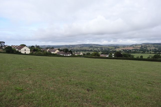 Thumbnail Land for sale in Development Site For 15 Dwellings, Doatshayne Lane, Musbury, Axminster