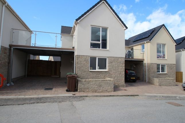 Thumbnail Detached house to rent in Abbotsbury Way, Plymouth
