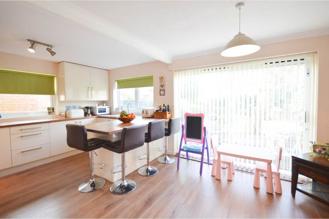 Thumbnail Detached house for sale in Shanklin Drive, Nuneaton