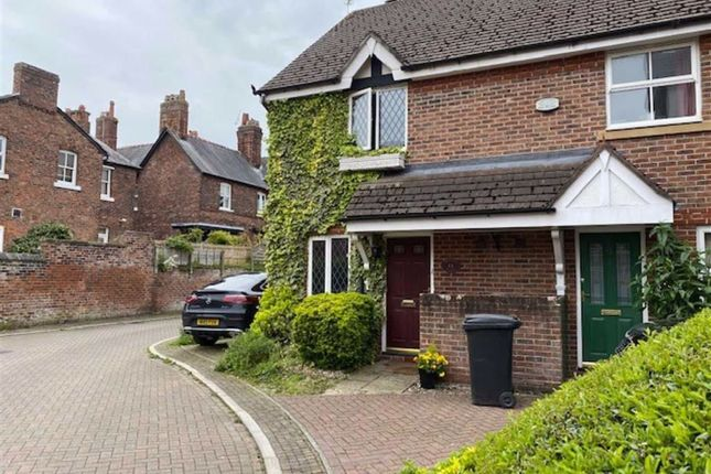 Thumbnail Semi-detached house to rent in Arderne Place, Alderley Edge, Cheshire
