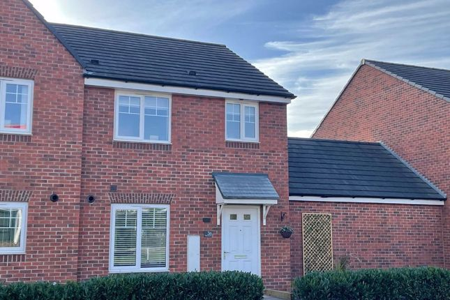 3 bed semi-detached house for sale in 36, Silverwoods Way, Kidderminster, Worcestershire DY11