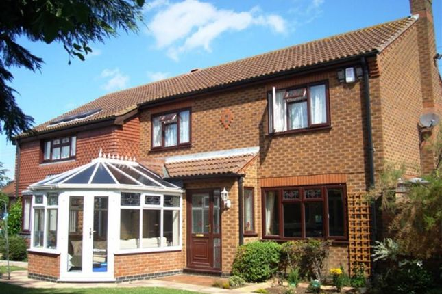 Thumbnail Detached house for sale in Cranmore Lane, Holbeach, Spalding