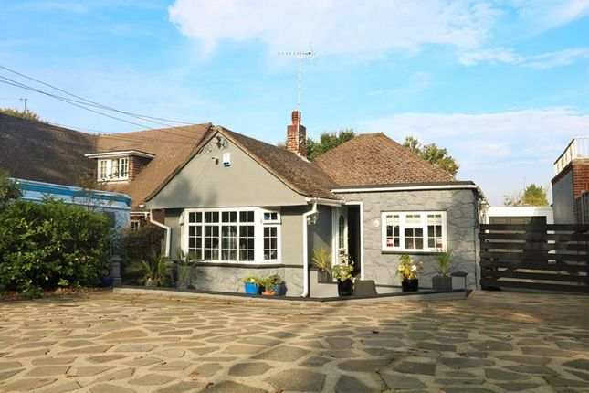 Thumbnail Detached bungalow for sale in Kiln Road, Hadleigh, Benfleet