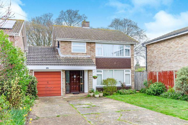 Thumbnail Semi-detached house to rent in Morshead Crescent, Fareham