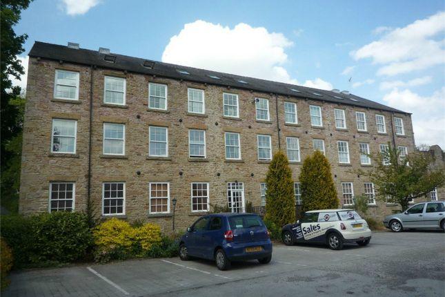 Thumbnail Flat for sale in Bridgeholme Mill, Charley Lane, Chinley, High Peak, Derbyshire