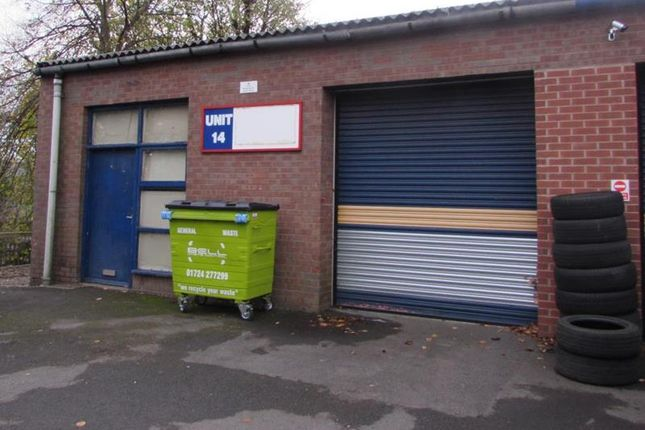 Light industrial to let in Unit 14, Monks Way, Lincoln