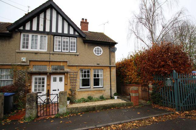 Thumbnail End terrace house for sale in Fleet Road, Chippenham