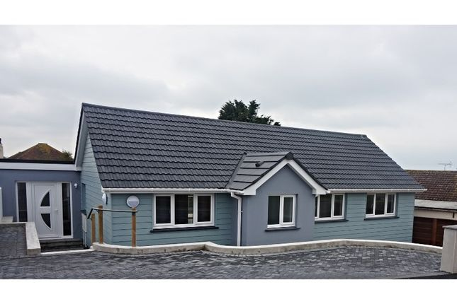 Thumbnail Bungalow for sale in Trevella Road, Bude