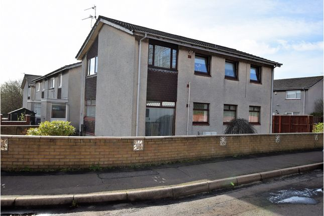 Thumbnail Flat for sale in Winton Court, Ardrossan