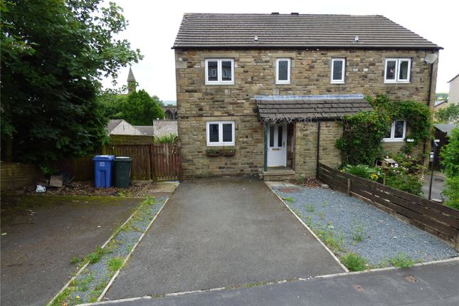 Thumbnail Semi-detached house for sale in Townhead Way, Settle, North Yorkshire