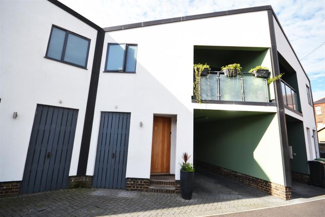 Thumbnail Terraced house for sale in Chawbrook Mews, Chawbrook Road, Eastbourne