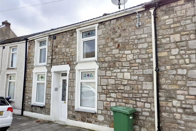 Thumbnail Terraced house for sale in Station Road, Hirwaun, Aberdare