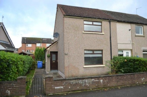 Thumbnail End terrace house to rent in Maggie Woods Loan, Falkirk