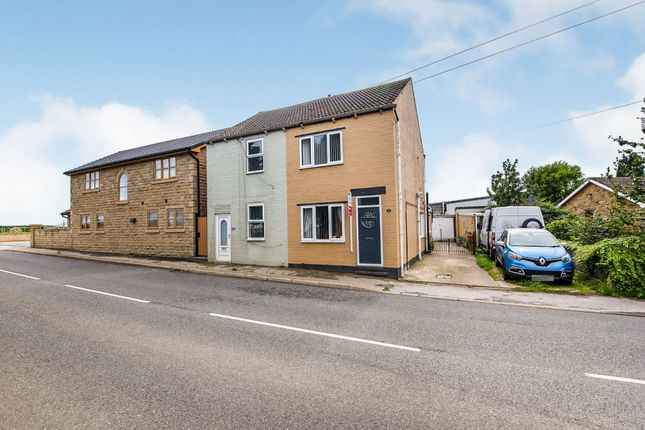 2 bed semi-detached house for sale in Common Road, Brierley, Barnsley S72