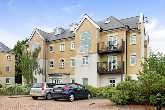 Thumbnail Flat for sale in Bartholomew Court, Mile End Road, Colchester, Essex