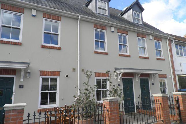 Thumbnail Town house to rent in Banbury Road, Kidlington