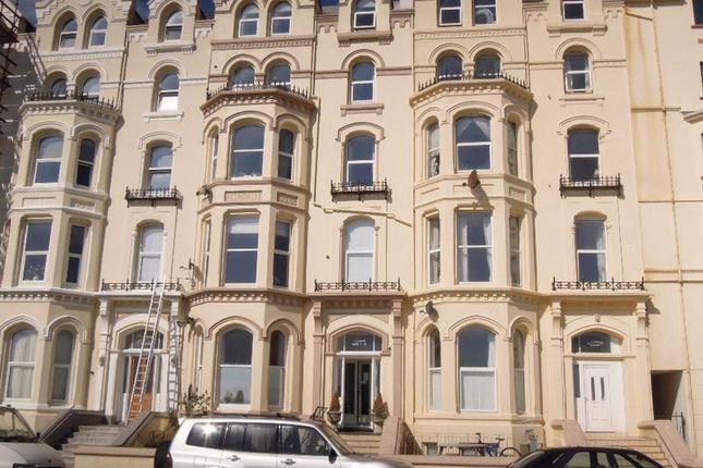 Thumbnail Flat to rent in Mooragh Promenade, Ramsey, Isle Of Man