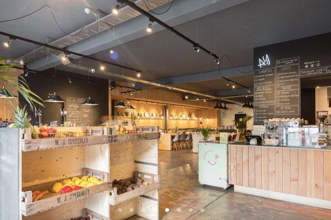 Thumbnail Restaurant/cafe to let in Amhurst Terrace, Hackney, London