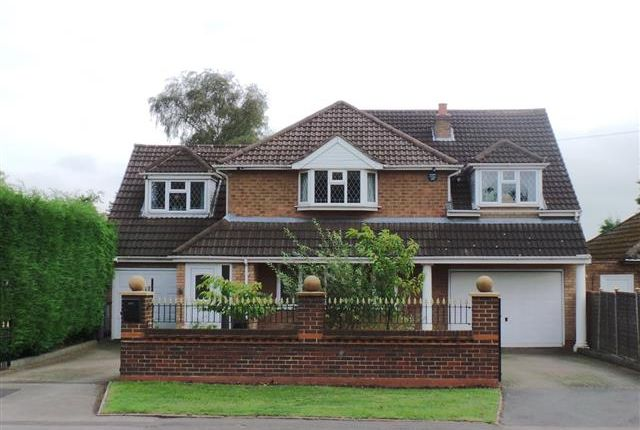 Thumbnail Detached house for sale in Little Sutton Road, Four Oaks, Sutton Coldfield