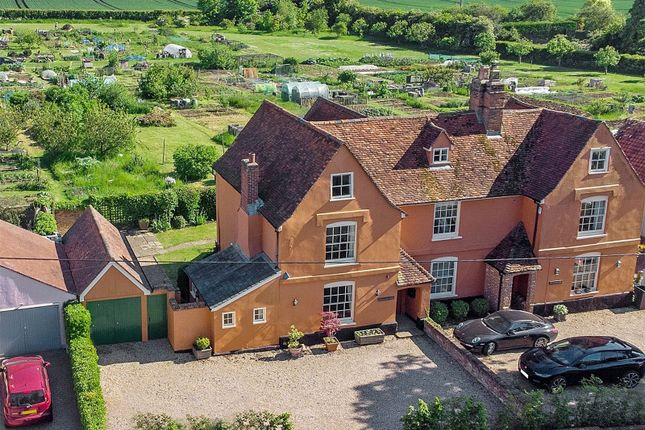 4 bed semi-detached house for sale in Station Road, Felsted, Dunmow, Essex CM6