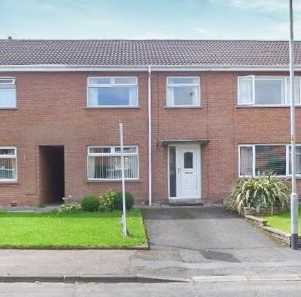 Thumbnail Terraced house to rent in Dunbeg Park, Hillsborough