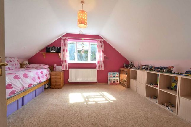 Bedroom Two of Camp Hill, Bugbrooke, Northampton NN7