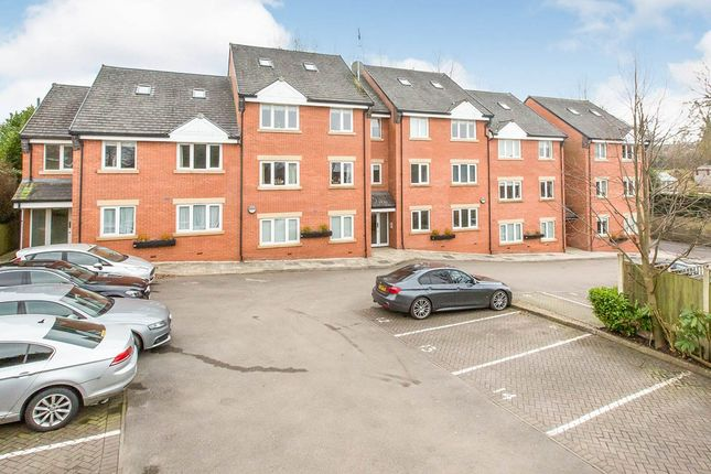 Thumbnail Flat to rent in Bollington House, Canal Road, Congleton, Cheshire