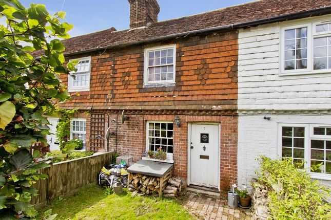 Thumbnail Terraced house for sale in Mark Cross, Crowborough