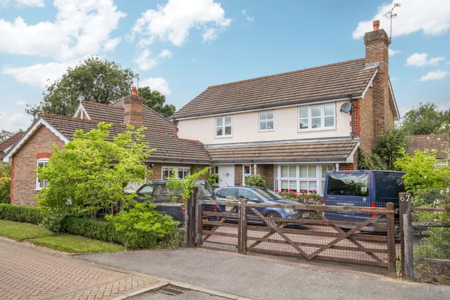 Thumbnail Detached house for sale in Primrose Copse, Horsham