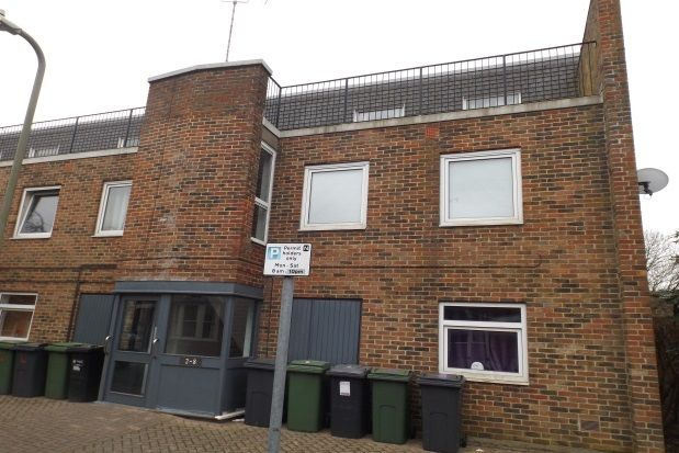 Thumbnail Flat to rent in Lower Brook Street, Winchester
