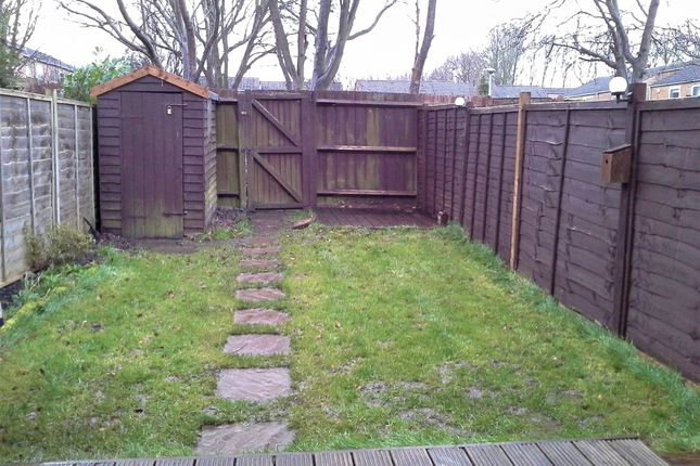 Garden of Chapel Wood, New Ash Green, Longfield DA3