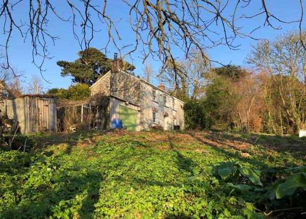 Thumbnail Detached house for sale in Lanvean Cottage, Lanvean, St. Mawgan, Newquay, Cornwall