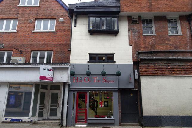 Thumbnail Retail premises to let in Minster Street, Salisbury
