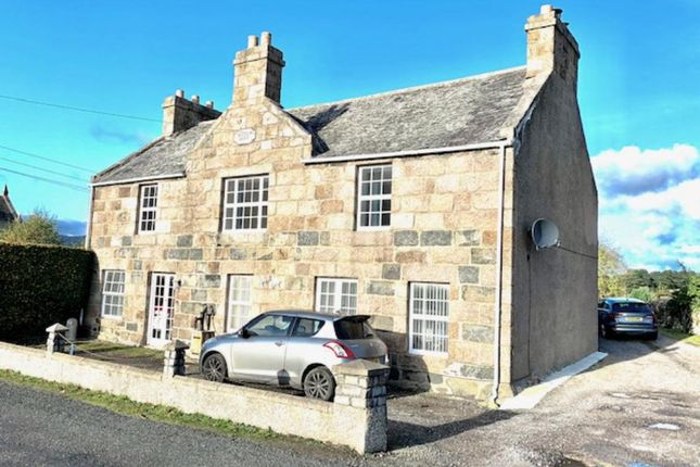 Thumbnail Flat to rent in Blairdaff, Inverurie