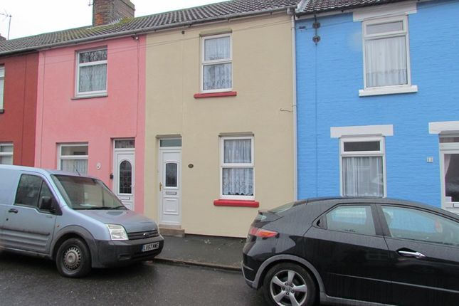Thumbnail Terraced house to rent in Princess Street, Parkeston, Harwich