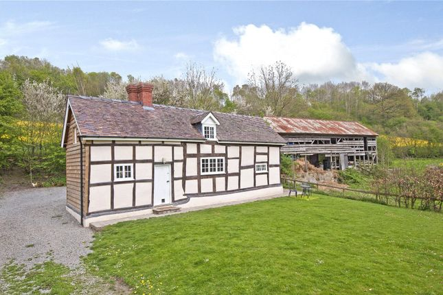 Thumbnail Country house for sale in Deerfold, Birtley, Bucknell, Shropshire
