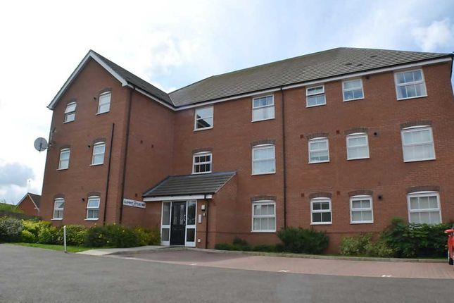 Thumbnail Flat for sale in Clement Attlee Way, King's Lynn