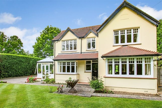 Detached house for sale in Avondale, Newchapel Road, Lingfield, Surrey