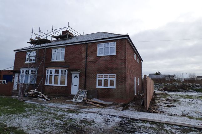 Thumbnail Flat to rent in North View, Haswell Plough, Haswell, Durham