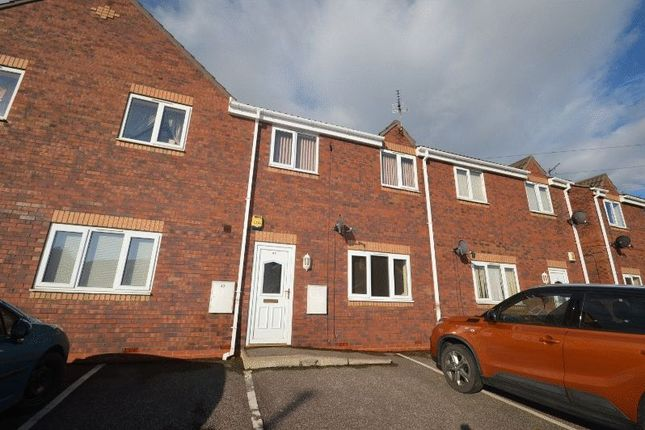 Thumbnail Flat to rent in Rock Hill, Glasshoughton, Castleford