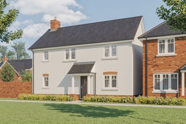 Thumbnail Detached house for sale in Burndell Road, Yapton, Arundel