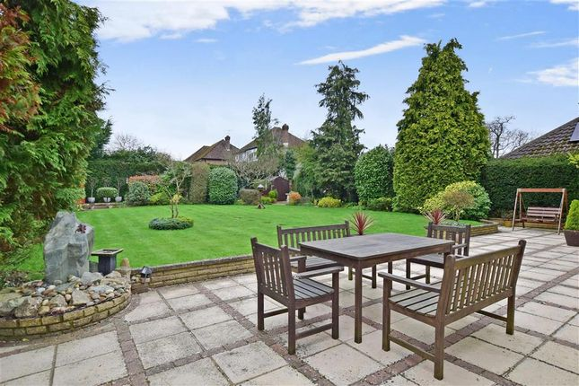 Thumbnail Detached house for sale in London Road South, Merstham, Surrey