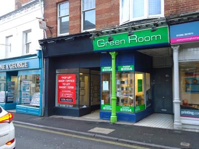 Thumbnail Retail premises to let in 45 & 45c Winchester Street, Basingstoke, Hampshire