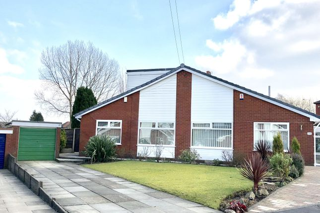 Thumbnail Semi-detached house for sale in Marlborough Gardens, Farnworth, Bolton