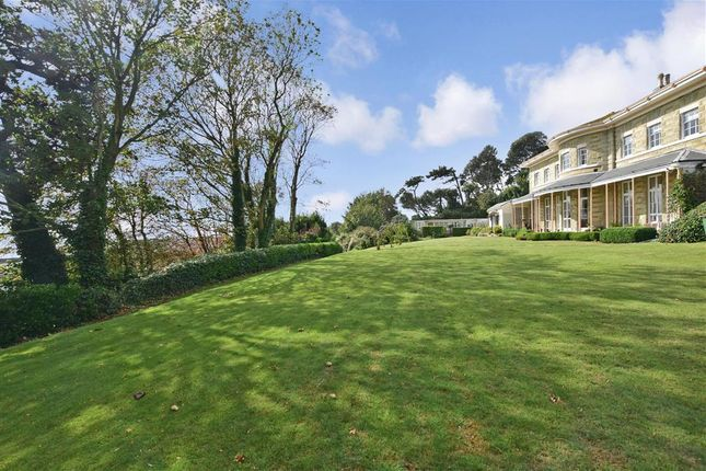 Thumbnail Flat for sale in Shore Road, Bonchurch, Ventnor, Isle Of Wight